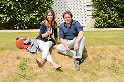 JAMES MARTIN and LOUISE DAVIES at the Cartier hosted Style et Lux at The Goodwood Festival of Speed at Goodwood House, West Sussex on 29th June 2014.