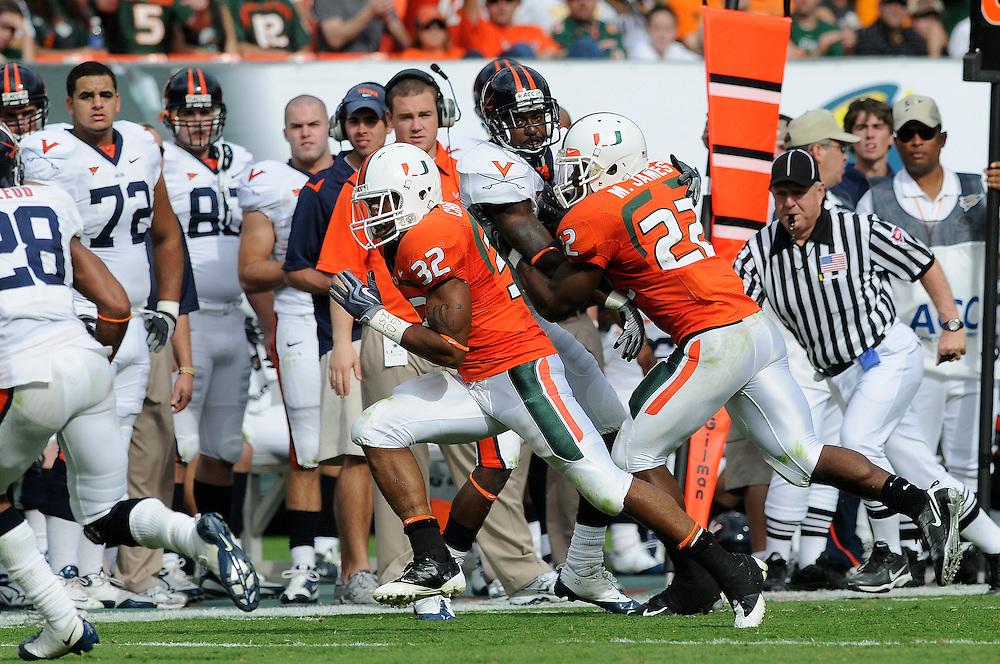 2009 Miami Hurricanes Football vs Virginia