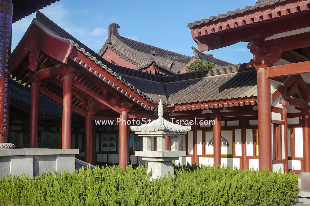 China, Xian, Temple