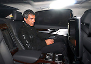 20.MAY.2011. CANNES<br /> <br /> ANTONIO BANDERAS AT THE CANNES BEACH PARTY DURING THE 64TH CANNES INTERNATIONAL FILM FESTIVAL 2011 IN CANNES, FRANCE<br /> <br /> BYLINE: EDBIMAGEARCHIVE.COM<br /> <br /> *THIS IMAGE IS STRICTLY FOR UK NEWSPAPERS AND MAGAZINES ONLY*<br /> *FOR WORLD WIDE SALES AND WEB USE PLEASE CONTACT EDBIMAGEARCHIVE - 0208 954 5968*