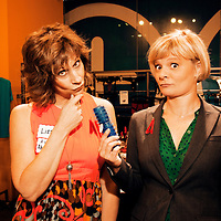 A is For at Babeland - Martha Plimpton and Lizz Winstead - June 13, 2013