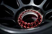 May 21, 2014: Monaco Grand Prix: Wheel nut