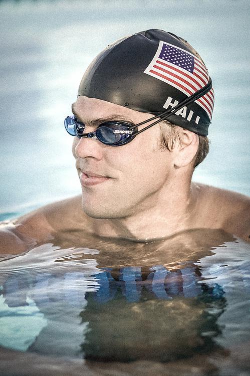 Gary Hall Jr., Olympic Medalist, Swimmer