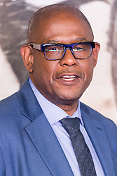 © Licensed to London News Pictures. 13/12/2016. FOREST WHITAKER attends the launch of Rogue One: A Star Wars Story. The film follows a group of unlikely heroes banding together on a mission to steal the plans to the Death Star, the Empire's ultimate weapon of destruction. This key event in the Star Wars timeline brings together ordinary people who choose to do extraordinary things, and in doing so, become part of something greater than themselves. London, UK. Photo credit: Ray Tang/LNP