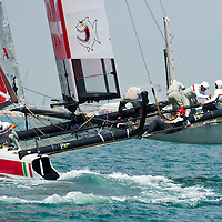 America's Cup 1st day
