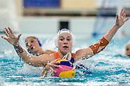 24-02-2015: Waterpolo: Nederland v Griekenland: Gouda: Nomi Stomphorst of team Netherlands