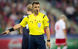 19.08.2014, Red Bull Arena, Salzburg, AUT, UEFA CL, FC Red Bull Salzburg vs Malmö FF, Play Off, Hinspiel, im Bild Referee Nicola Rizzoli (ITA) // during the UEFA Championsleague 1st Leg, Play Off Match between FC Red Bull Salzburg and Malmoe FF at the Red Bull Arena in Salzburg, Austria on 2014/08/19. EXPA Pictures © 2014, PhotoCredit: EXPA/ JFK