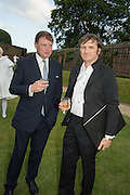 ANGUS GORDON LENNOX; MARCOS LUTYENS; Perdurity: A Moving Banquet of Time. Royal Salute curates a timeless evening at Hampton Court Palace with Marcos Lutyens, 2 June 2015.