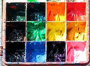 multiple colours