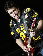 "Michael Britt, Country sensation, ""Lonestar"", performs a special concert for the men and women of the US Army along with the athletes and their families  following the US Army All American Bowl game, 6 Jan 07, Alamodome, San Antonio, TX"