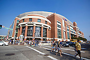 ST. LOUIS, MO - SEPTEMBER 11:   Edward Jones Dome, home of the St. Louis Rams before a game against the Philadelphia Eagles on September 11, 2011 in St. Louis, Missouri.  The Eagles defeated the Rams 31 to 13.  (Photo by Wesley Hitt/Getty Images) *** Local Caption ***
