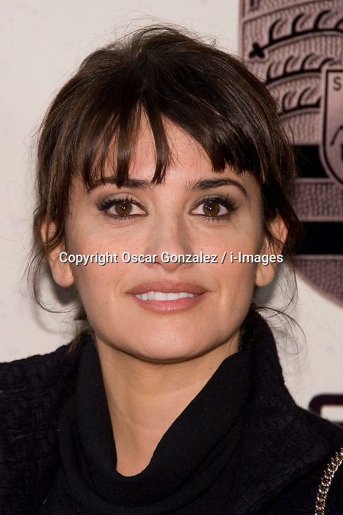 "Actress Penelope Cruz attends  Premiere to promote her new film ""Volver a Nacer"". (Venuto al mondo ). Actress Penelope Cruz wears  a Channel Vintage, Madrid, Spain, January 10, 2013. Photo by Oscar Gonzalez / i-Images...SPAIN OUT"