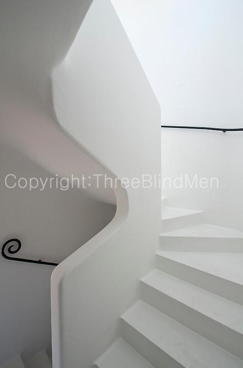 Staircase at 33rd Lane