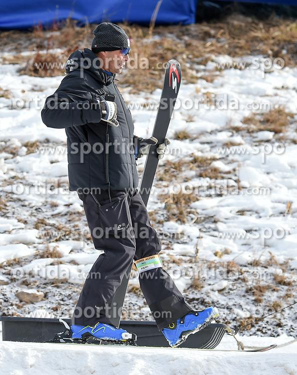 29.11.2017, Beaver Creek, USA, FIS Weltcup Ski Alpin, Beaver Creek, Abfahrt, Herren, 1. Training, im Bild FIS Renndirektor Markus Walder // FIS Race Director Markus Walder in action during the 1st practice run of men's Downhill of FIS Ski Alpine World Cup Beaver Creek, United Staates on 2017/11/29. EXPA Pictures © 2017, PhotoCredit: EXPA/ Erich Spiess