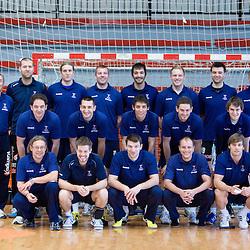 20090604: Handball - Practice of Slovenian Men National Team at Kodeljevo