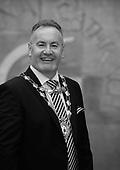 New Mayor Of Galway 2017 Cllr Pearse Flannery