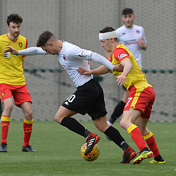 Clyde v Albion Rovers, Scottish League Two, 16 February 2019