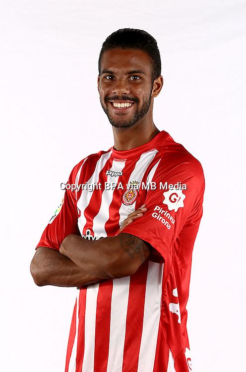 Spain - La Liga Adelante 2014-2015 / <br /> ( Girona F.C. ) - <br /> Jonas Ramalho Chimeno