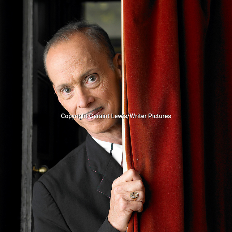 John Waters, Film Director<br /> 16th August 2007<br /> <br /> Photograph by Geraint Lewis/Writer Pictures<br /> <br /> WORLD RIGHTS