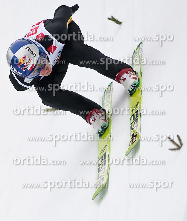 18.03.2010, Triglav, Planica, SLO, FIS SKI Flying World Championships 2010, Training, im Bild MALYSZ Adam ( POL, #66 ), EXPA Pictures © 2010, PhotoCredit: EXPA/ J. Groder / SPORTIDA PHOTO AGENCY