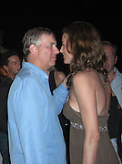 **EXCLUSIVE**.After Playboy Prince Andrew couldn't find Chris Von Aspen at Tony Murray's Annual Summer Party he hooked up with Pascale Bourbeau from Canada.Private Villa.St. Tropez, France..Saturday, July 28, 2007.Photo By Celebrityvibe.com.To license this image please call (212) 410 5354; or Email: celebrityvibe@gmail.com ;.