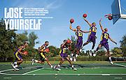 Jereme Richmond for ESPN RISE Magazine