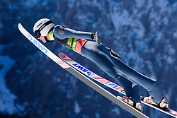 March 23, 2019 - Planica, Slovenia - Mikhalin Nazarov of Russia in action during the team competition at Planica FIS Ski Jumping World Cup finals  on March 23, 2019 in Planica, Slovenia. (Credit Image: © Rok Rakun/Pacific Press via ZUMA Wire)
