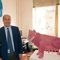 Nicola Zingaretti  visita Fondazione Cerere