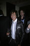 ANDY WONG, Tatler Summer party. Home House. Portman Sq. London. 27 June 2007.  -DO NOT ARCHIVE-© Copyright Photograph by Dafydd Jones. 248 Clapham Rd. London SW9 0PZ. Tel 0207 820 0771. www.dafjones.com.