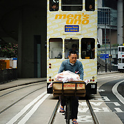 CHINA. Hong Kong