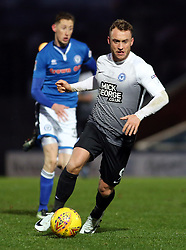 Ricky Miller of Peterborough United in action against Rochdale - Mandatory by-line: Joe Dent/JMP - 25/11/2017 - FOOTBALL - Crown Oil Arena - Rochdale, England - Rochdale v Peterborough United - Sky Bet League One