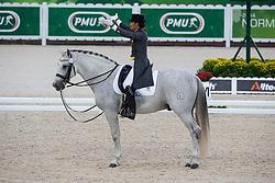 José Antonio Garcia Mena, (ESP), Norte Lovera - Grand Prix Team Competition Dressage - Alltech FEI World Equestrian Games™ 2014 - Normandy, France.<br /> © Hippo Foto Team - Leanjo de Koster<br /> 25/06/14