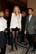 MICHAELA DE PURY, Outset dinner 2011.  Organised by Yana Peel supported by Swarovskito raise funds for the V+A to starts its contemporary design collection. V & A. London. 23 March 2011. -DO NOT ARCHIVE-© Copyright Photograph by Dafydd Jones. 248 Clapham Rd. London SW9 0PZ. Tel 0207 820 0771. www.dafjones.com.