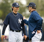 2007 New York Yankees Spring Training
