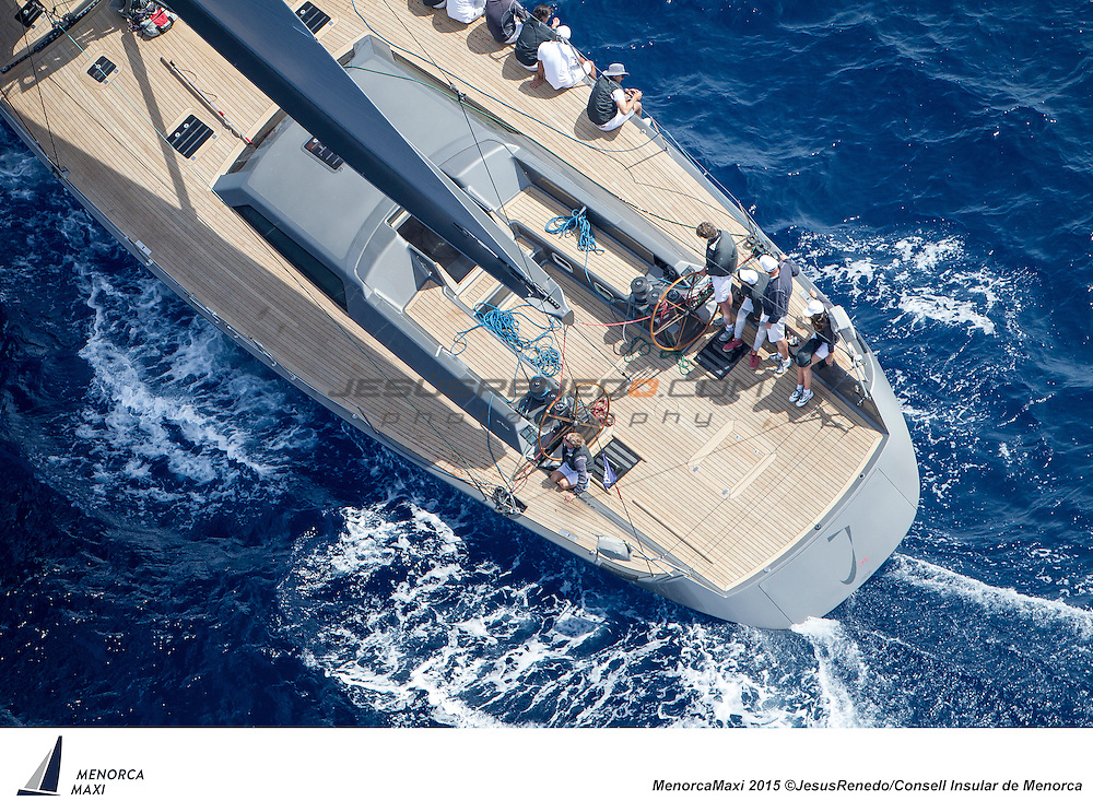 MenorcaMaxi 2015. Wally and Maxi 72 regatta in Menorca, Spain, May 2015. All images ©Jesus Renedo / Consell Insular de Menorca