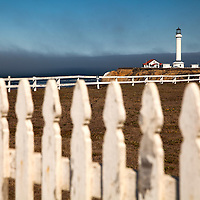 Point Arena Light lighthouse is seen on September 10, 2013 in Mendocino County, California, two miles north of Point Arena. It is located approximately 130 miles north of San Francisco in the Fort Point Group of lighthouses. (AP Photo/Alex Menendez)