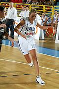 DESCRIZIONE : ARIANO IRPINO QUALIFICAZIONI EUROPEO FEMMINILE 2005 <br /> GIOCATORE : RAMON <br /> SQUADRA : ITALIA NAZIONALE FEMMINILE <br /> EVENTO : QUALIFICAZIONI EUROPEO FEMMINILE 2005 <br /> GARA : ITALIA-BELGIO <br /> DATA : 10/08/2005 <br /> CATEGORIA : Penetrazione <br /> SPORT : Pallacanestro <br /> AUTORE : Agenzia Ciamillo-Castoria