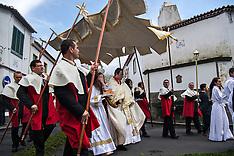 20160403 Travel: Enfermo - Katolsk procession i landsbyen Furnas, Azorerne