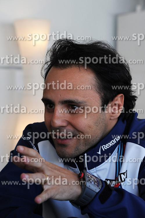 27.02.2015, Circuit de Catalunya, Barcelona, ESP, FIA, Formel 1, Testfahrten, Barcelona, Tag 2, im Bild Felipe Massa (BRA) Williams // during the Formula One Testdrives, day two at the Circuit de Catalunya in Barcelona, Spain on 2015/02/27. EXPA Pictures &copy; 2015, PhotoCredit: EXPA/ Sutton Images/ Rubio Images<br /> <br /> *****ATTENTION - for AUT, SLO, CRO, SRB, BIH, MAZ only*****