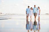 Moss-Family Beach Portraits
