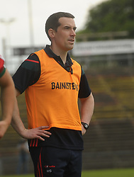 Mayo U20 Manager Michael Solan,<br />