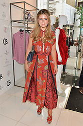 LAUREN HUTTON at the launch for the collaboration of Joel Swimwear for Collier Bristow held at Collier Bristow, 61 King's Road, Chelsea, London on 11th August 2016.