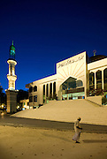 Maldives. Grand Friday Mosque. Male.