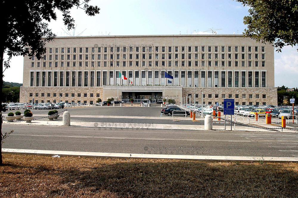 Roma .Il Ministero degli Affari Esteri..The Ministry of Foreign Affairs