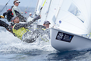 2014  ISAf SWC |470 men | day 2