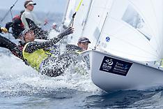 2014  ISAf Sailing World Cup | 470 Men