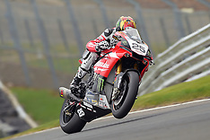MCE British Superbikes Official Test Oulton Park International Circuit 2015