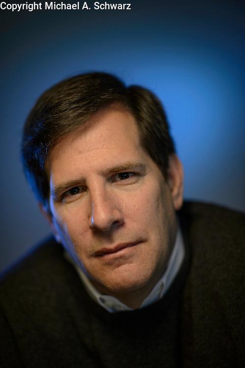 12/7/12 Atlanta, GA. Neal Aronson, Managing Partner, Roark Capital.<br /> <br />  Photo by Michael A. Schwarz