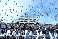 West Point Military Academy Commissioning Ceremony - 26 May 2018