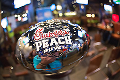 161204 - Peach Bowl Team Selection Watch party